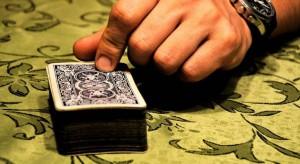Problem z hazardzistą