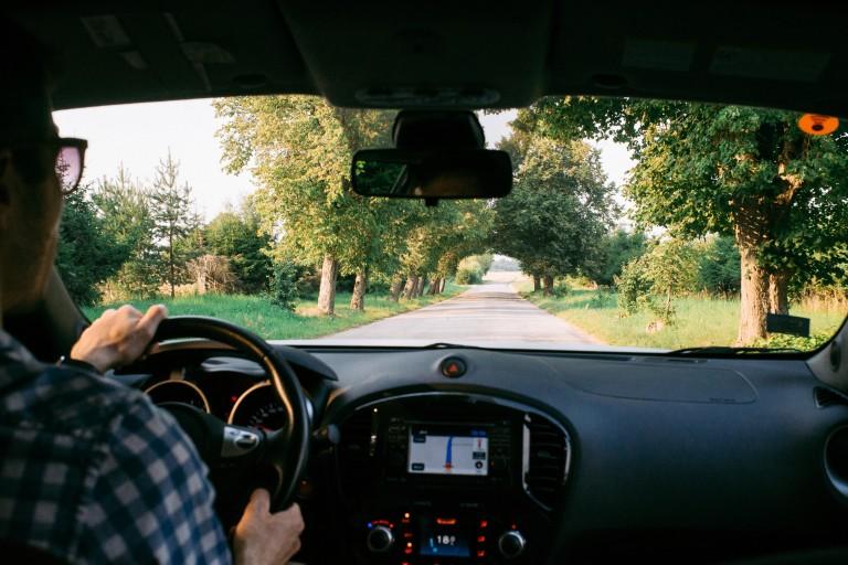 kierowca CE