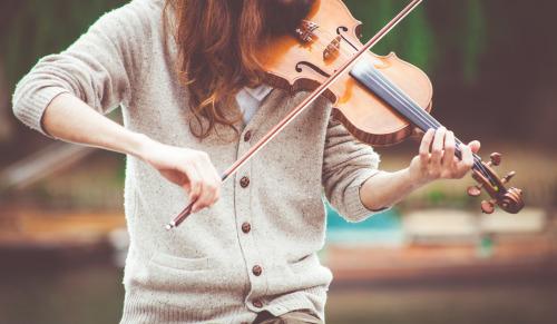 futerał skrzypce