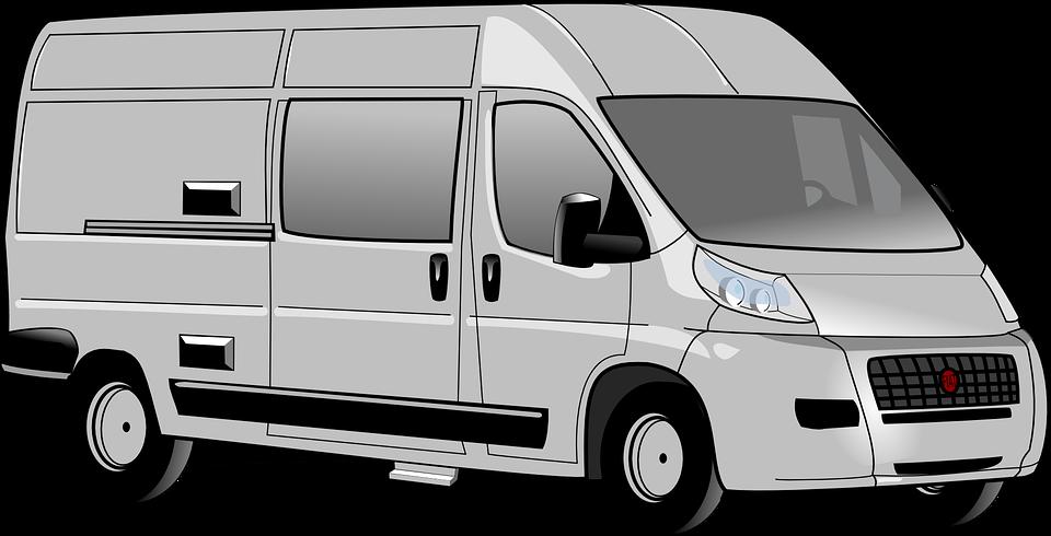 samochodów dostawczy-bus