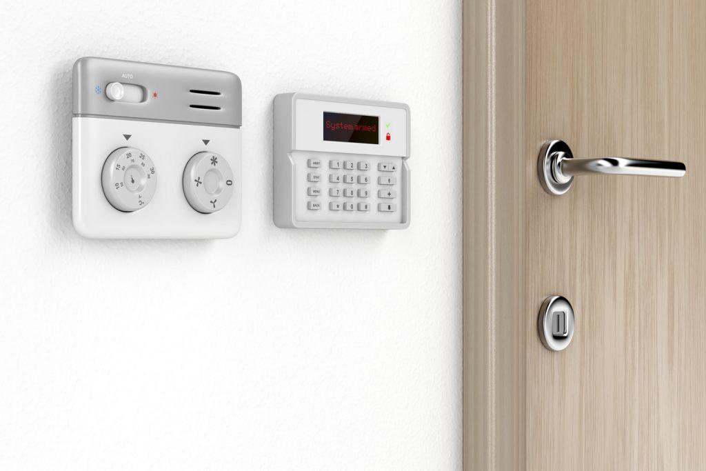 termostat do panelu na podczerwień