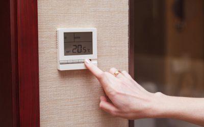 termostat do panelu grzewczego