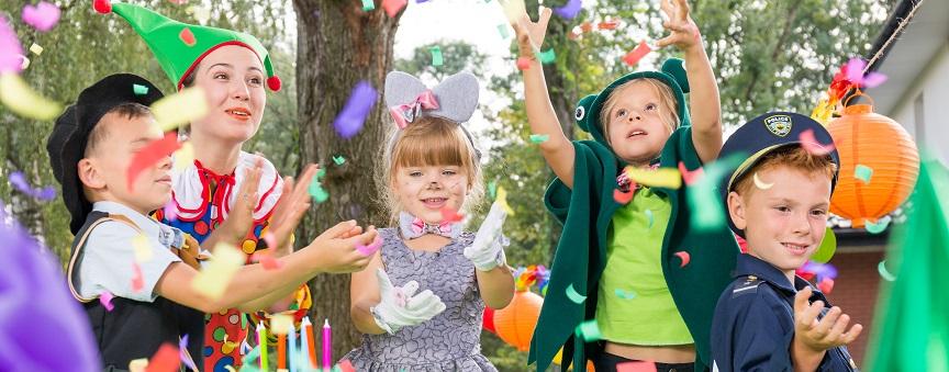 impreza tematyczna dla dzieci